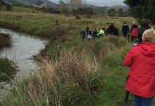 Clevedon Trail River Ramblers by the Wairoa River